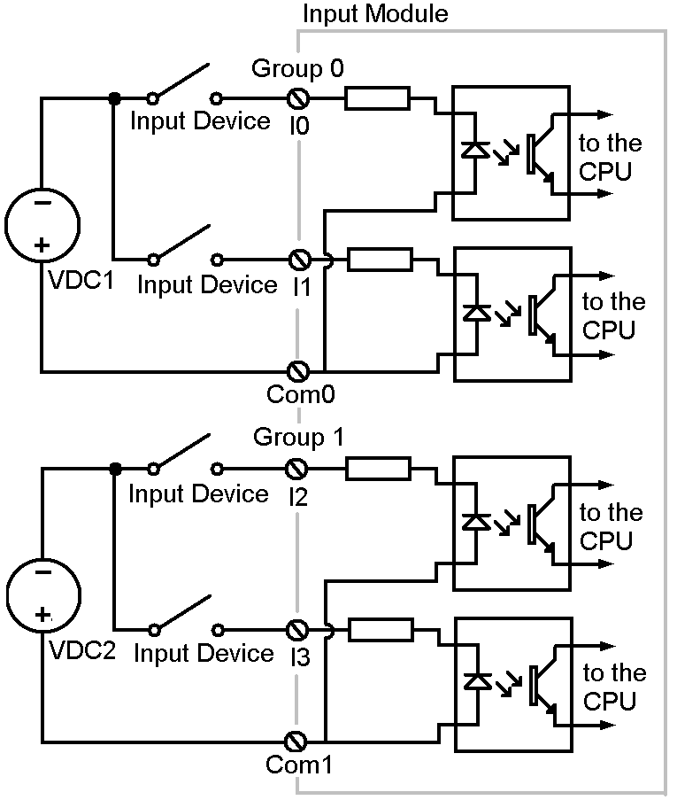 input-sink-and-source penyambungan sensor